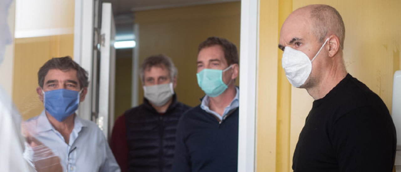 Coronavirus: qué pasó y qué se sabe de la compra de barbijos por $ 3 mil del Gobierno porteño