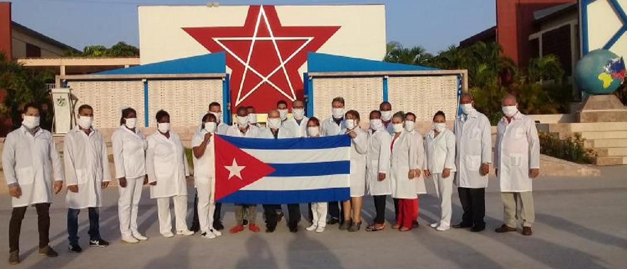 No hay un acuerdo cerrado para el arribo de los médicos cubanos a la Provincia de Buenos Aires
