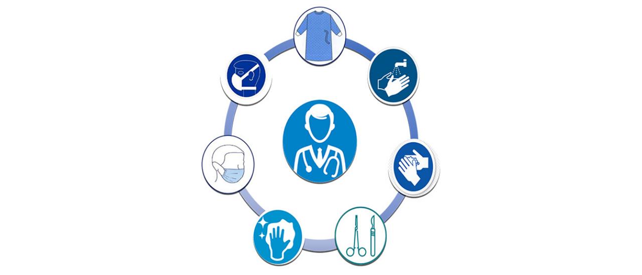 Cuáles son las recomendaciones para el personal de salud durante la pandemia