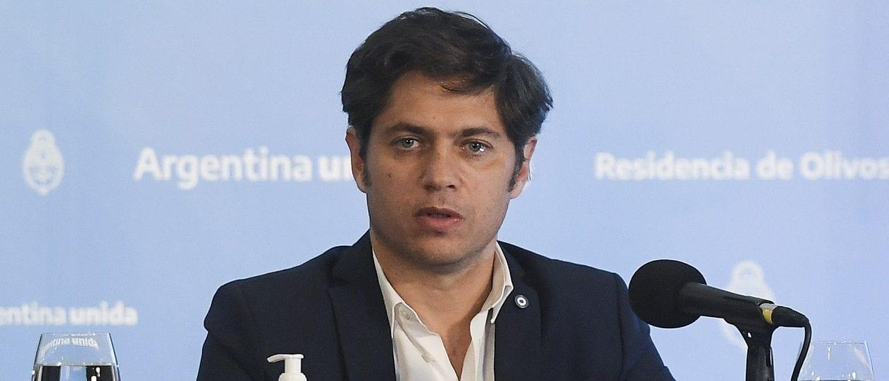Kicillof: a los 80 días desde el primer caso, la Argentina tiene 10 mil casos; Chile, 60 mil y Brasil, 200 mil