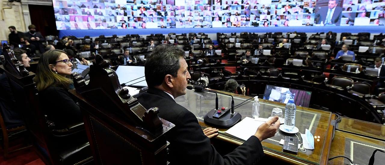 Cuánto ganan los diputados y senadores en comparación con la región y con los trabajadores de la Argentina