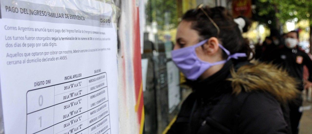 Coronavirus en la Argentina: qué beneficios ofrece el Estado nacional a las personas