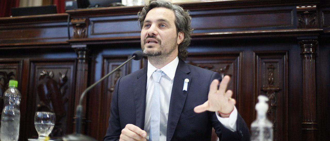 Cafiero en el Congreso: verdadero y engañoso del jefe de Gabinete en su primera presentación