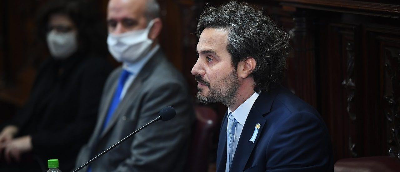 """Cafiero, sobre el gobierno de Macri: """"230 mil puestos de trabajo privado se perdieron durante esos 4 años"""""""