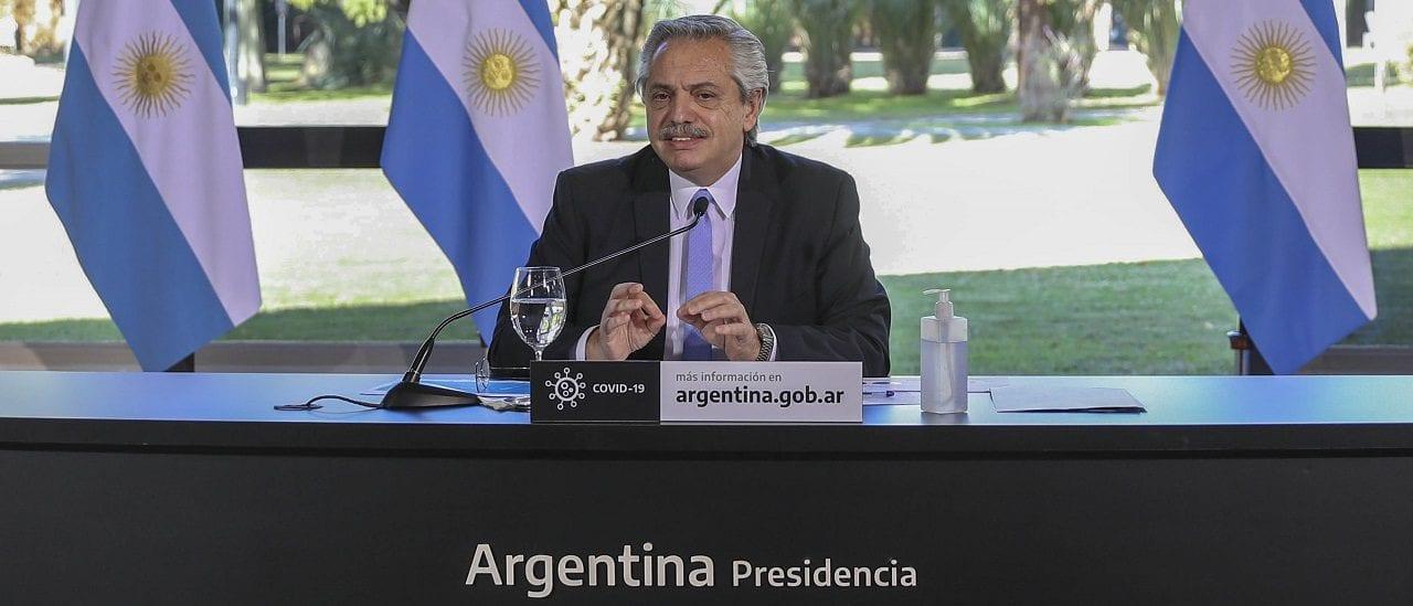 Qué dice el informe del Banco Mundial que citó el Presidente en el anuncio