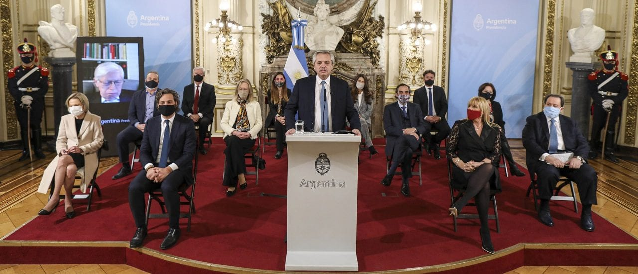Claves de la reforma judicial anunciada por el presidente Alberto Fernández