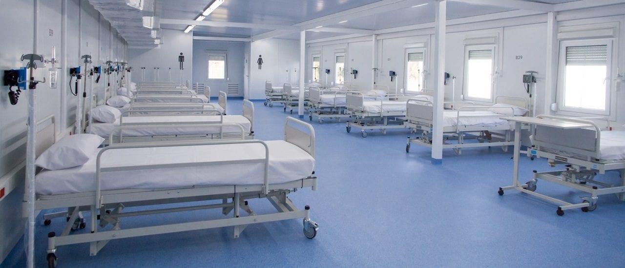 Cuán ocupadas están las camas de terapia intensiva en el AMBA