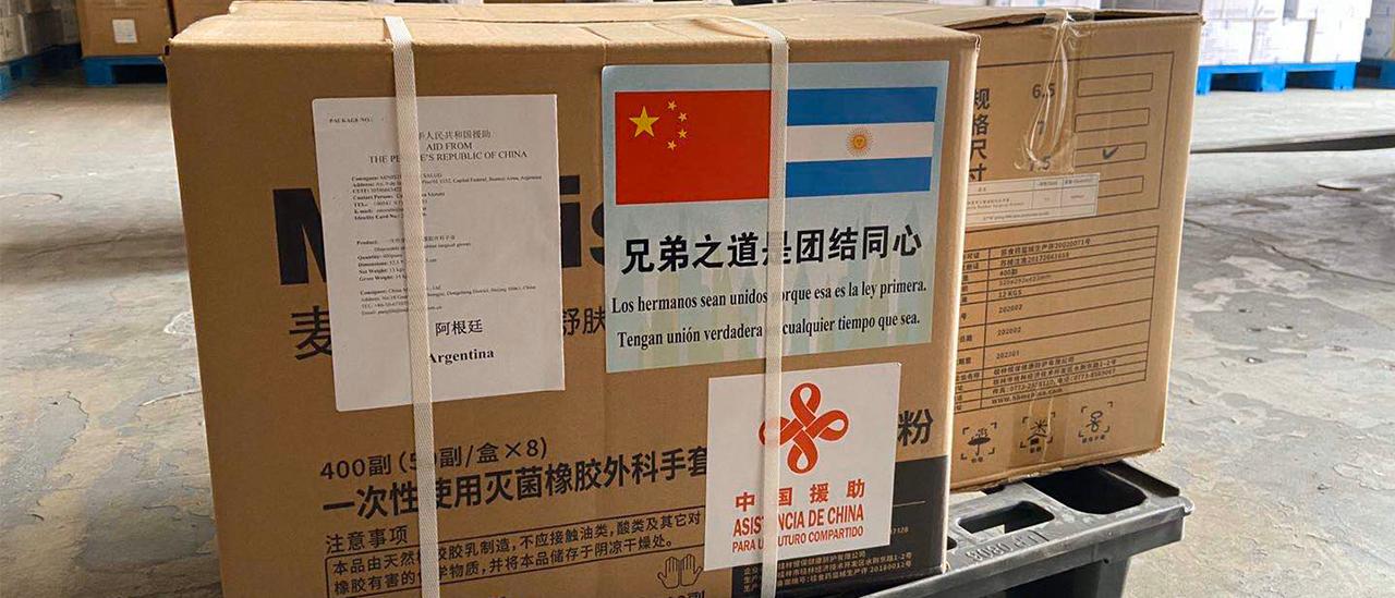 """""""Operación Shanghai"""": qué insumos médicos se compraron a China desde el comienzo de la pandemia"""