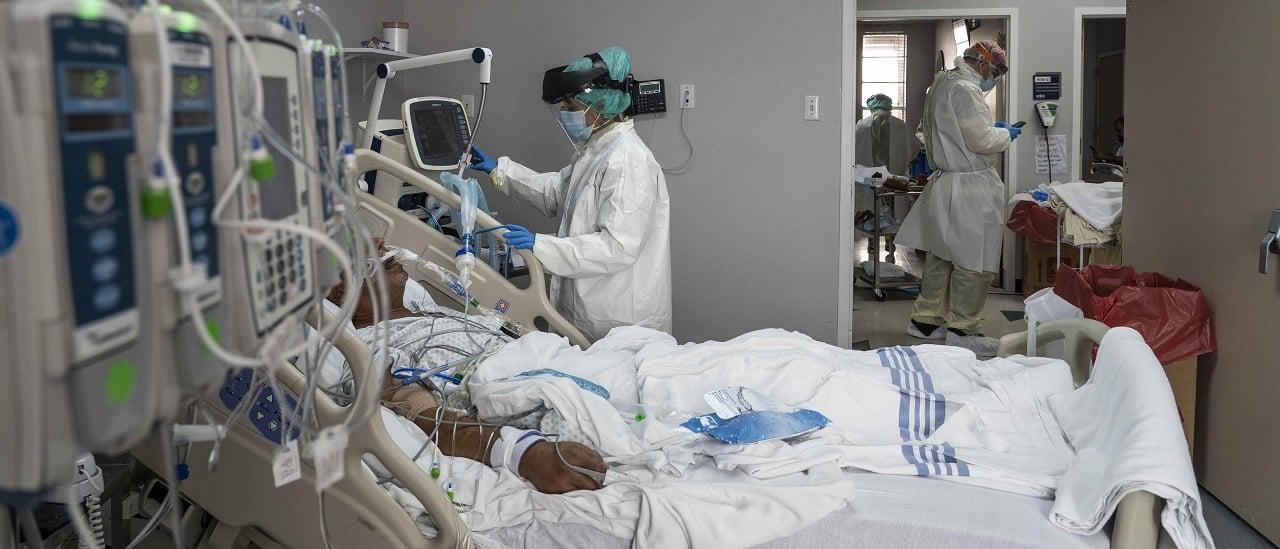 Día del Médico: el personal de salud representa el 4% de los casos de coronavirus del país y el 1% de las muertes