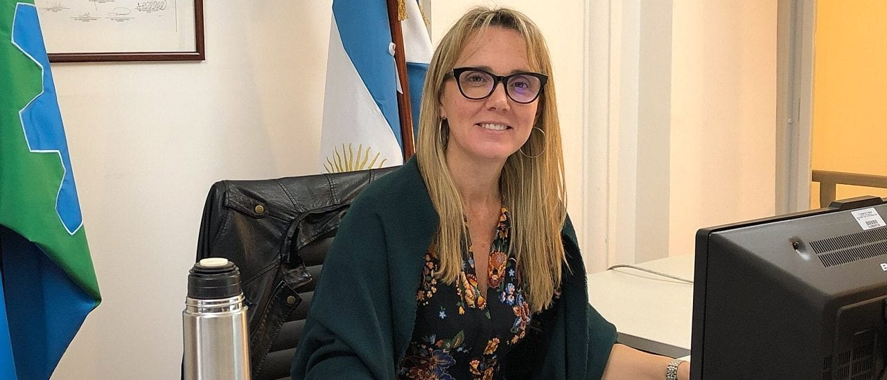 "Gladys González: ""En Argentina 1 de cada 3 hogares no tiene acceso a internet"""
