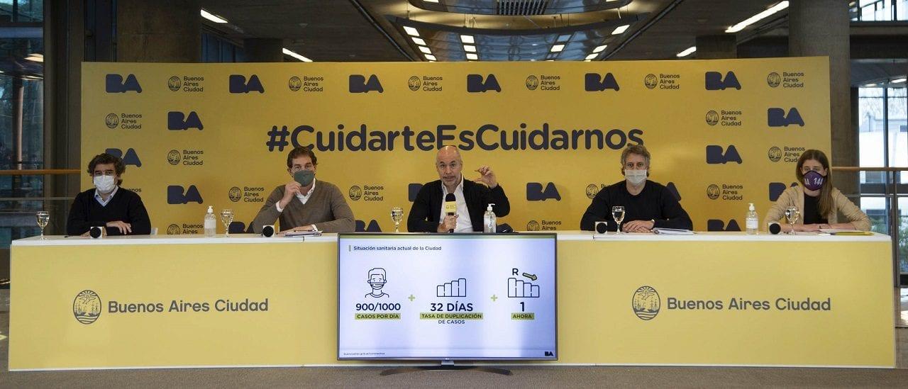 """CABA: qué se podrá hacer y qué no en la """"cuarentena flexibilizada"""""""