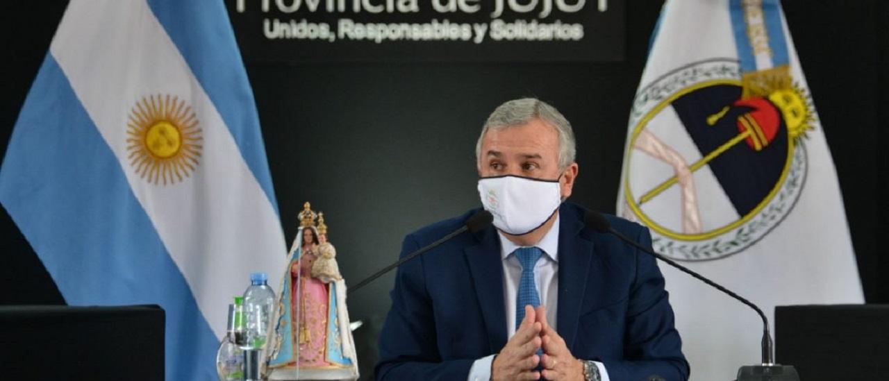 """Morales: """"En el AMBA el 20% de los contagiados es personal de salud"""""""