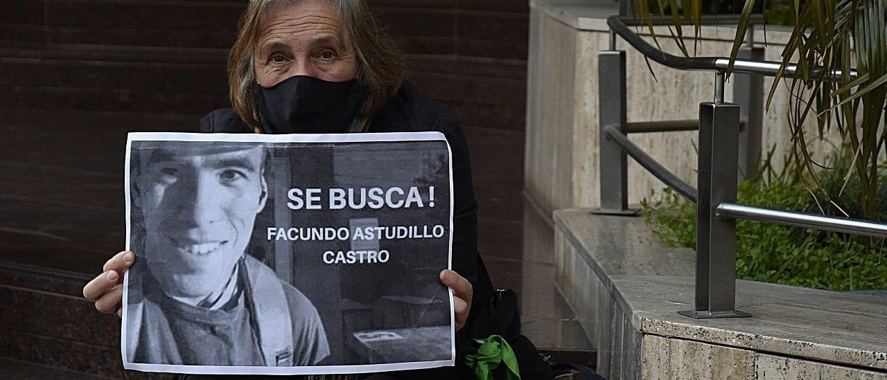 Los restos óseos son de Facundo Astudillo Castro: las claves del caso