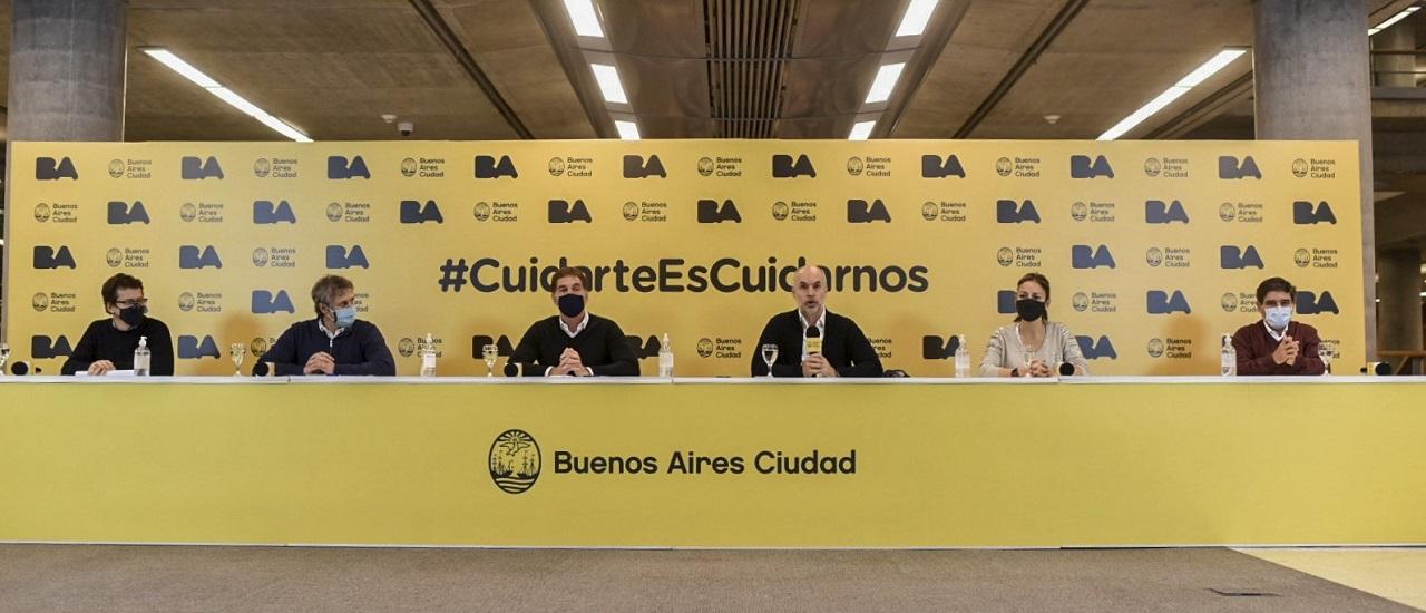Cuarentena: la Ciudad amplía permisos en locales gastronómicos yel Conurbano continúa sin cambios