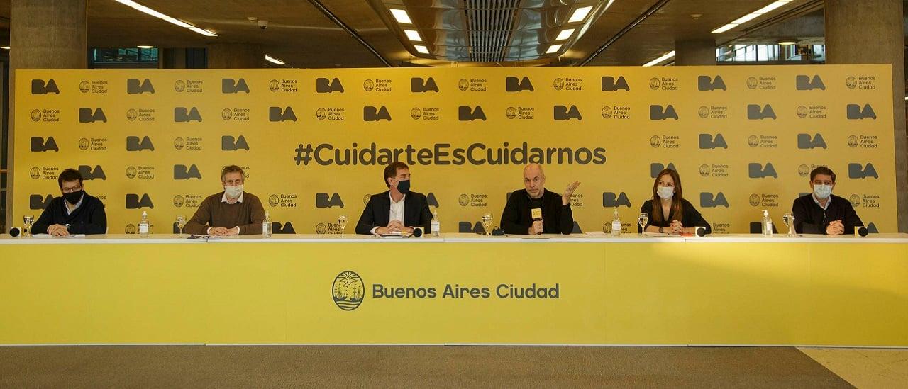 Coronavirus en el AMBA: nuevas aperturas en la Ciudad de Buenos Aires y algunos cambios en el Conurbano