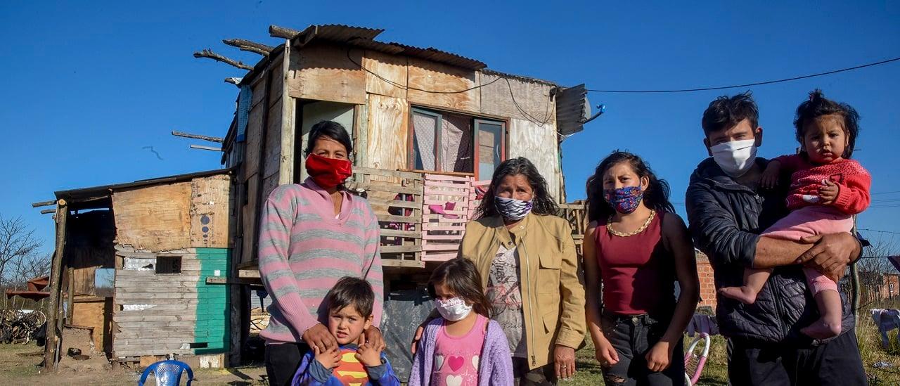Unicef Argentina estima que la pobreza infantil va a llegar al 62,9% este año