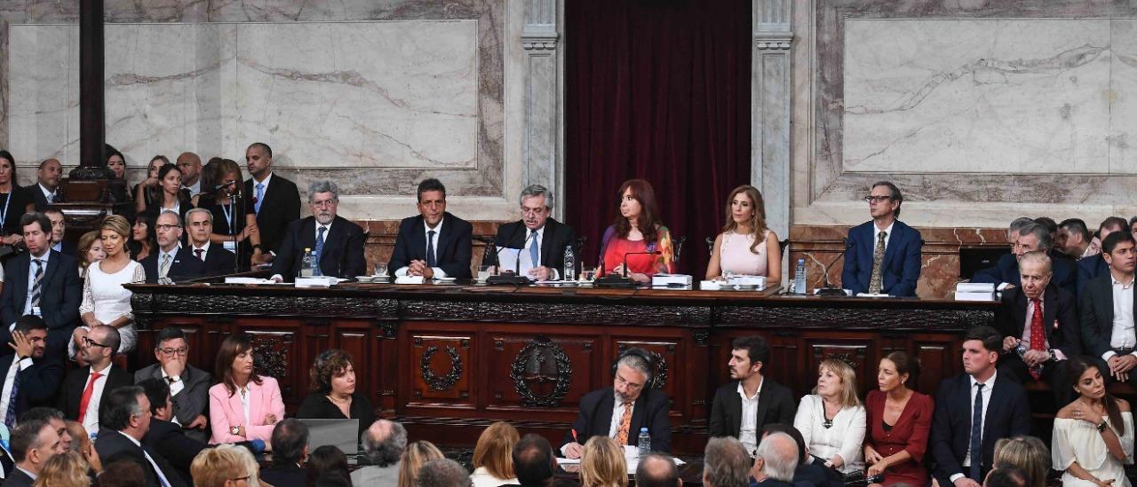 De las leyes que Alberto Fernández le anunció al Congreso, ¿cuáles mandó y cuánto avanzaron, y cuáles aún no envió?