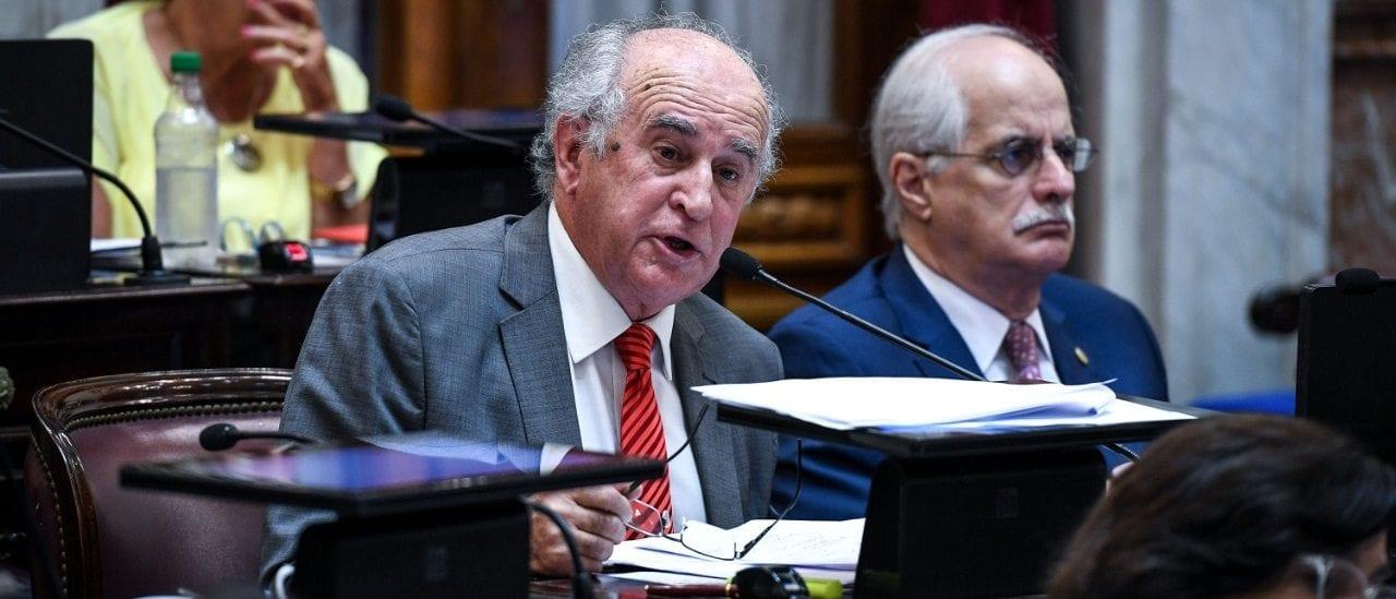 """Parrilli: """"Más del 70% de la deuda que hoy tiene la Argentina fue tomada durante la gestión de Macri"""""""