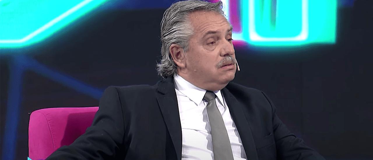 """Alberto Fernández, sobre el aumento de casos: """"Cada vez que hubo marchas, 15 días después crecieron los casos de coronavirus"""""""