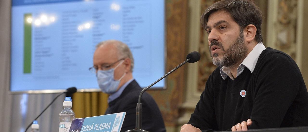 """Bianco, sobre la Policía Bonaerense: """"En los últimos 4 años habían perdido el 29% del salario en términos reales"""""""