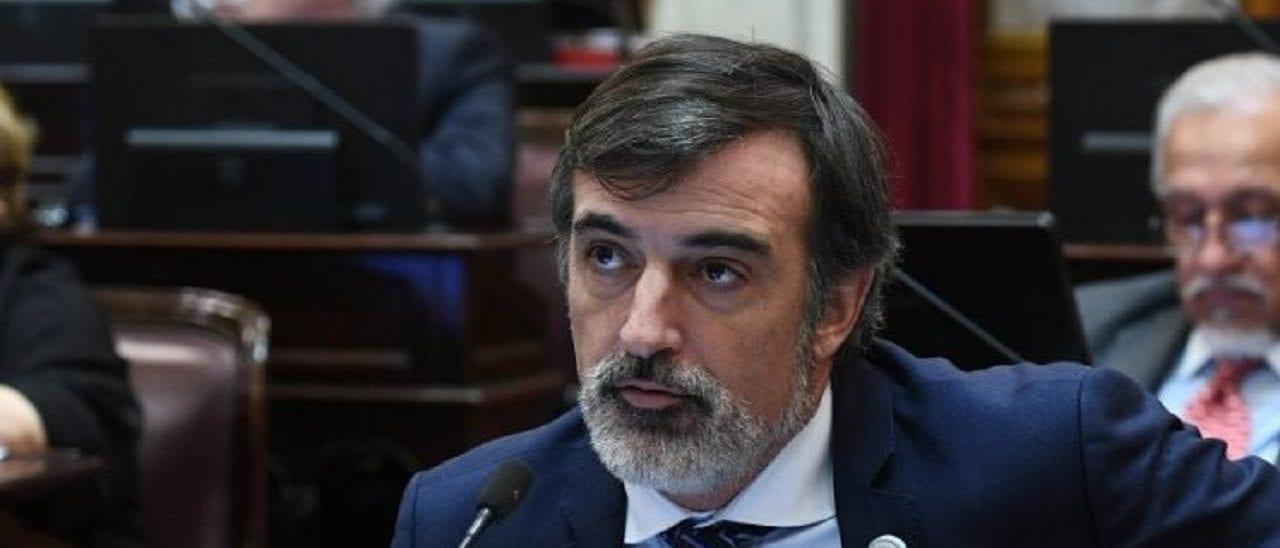 """Esteban Bullrich: """"Claramente hubo en las PASO un fraude muy, muy grande"""""""