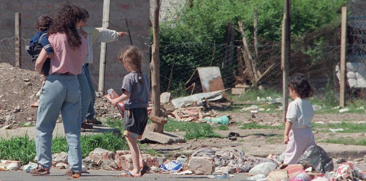 La pobreza en la Ciudad de Buenos Aires aumentó 7,6 puntos en un año
