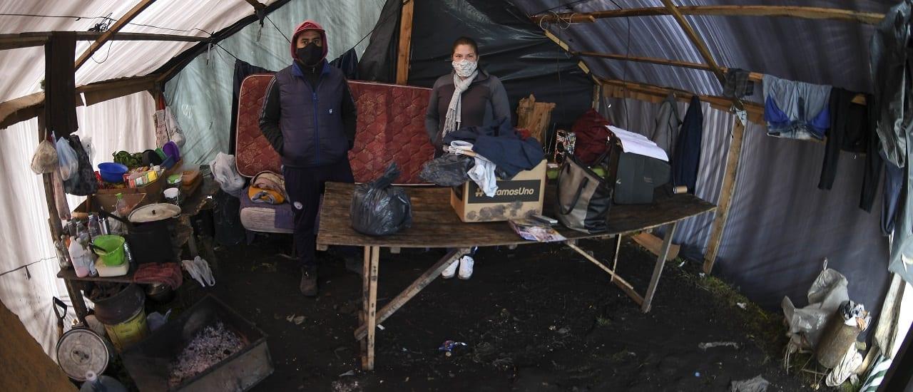 Pobreza en la Argentina: aumentó más en el Conurbano y en provincias menos pobres