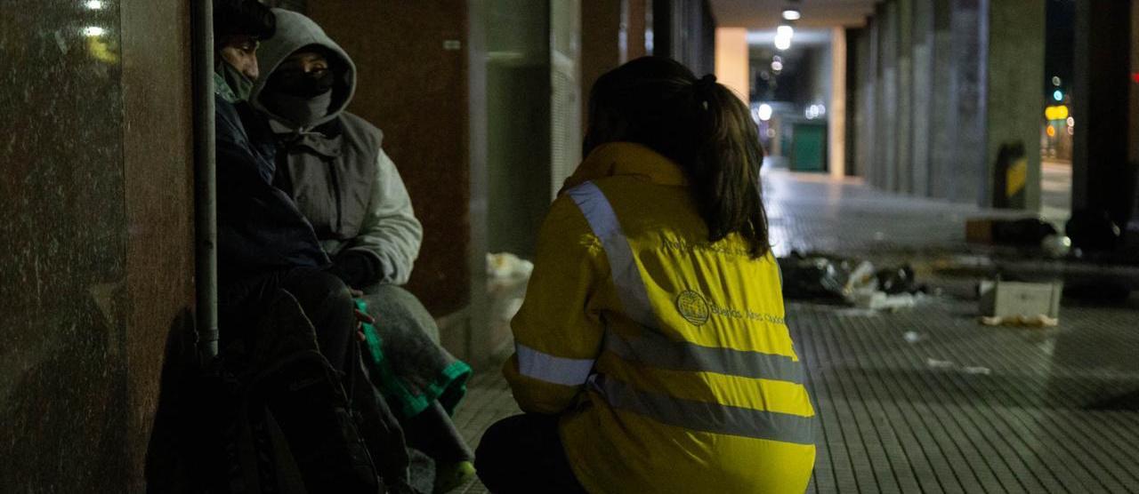 ¿Qué pasó con la gente en situación de calle en la Ciudad de Buenos Aires durante la cuarentena?