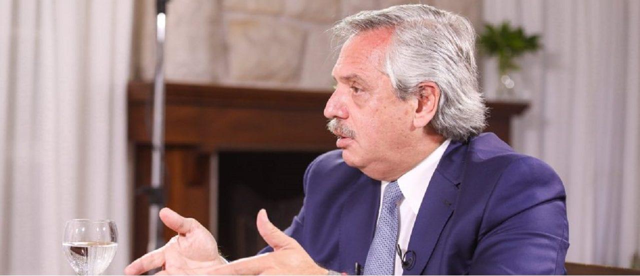 """Alberto Fernández, sobre la tasa de letalidad del coronavirus: """"Estamos en el promedio del mundo y por debajo del promedio latinoamericano"""""""