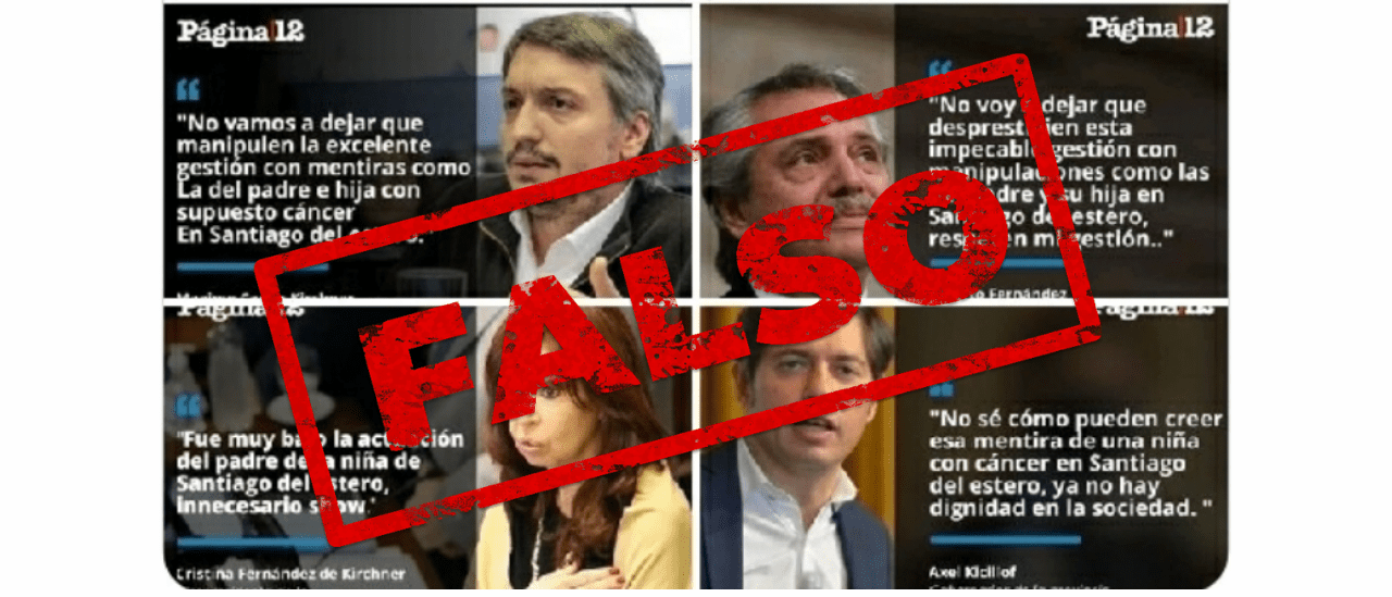 Alberto Fernández, Cristina Kirchner, Axel Kicillof y Máximo Kirchner no criticaron al papá de Abigail