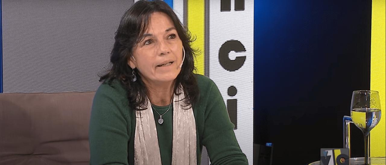 """Vilma Ibarra: """"Generalmente, donde se ha legalizado tienen tendencia a la baja de abortos"""""""