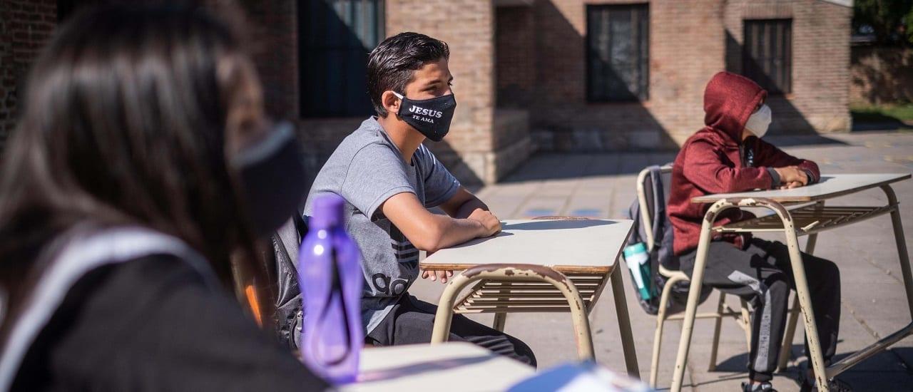 Qué sabemos de los contagios en las escuelas