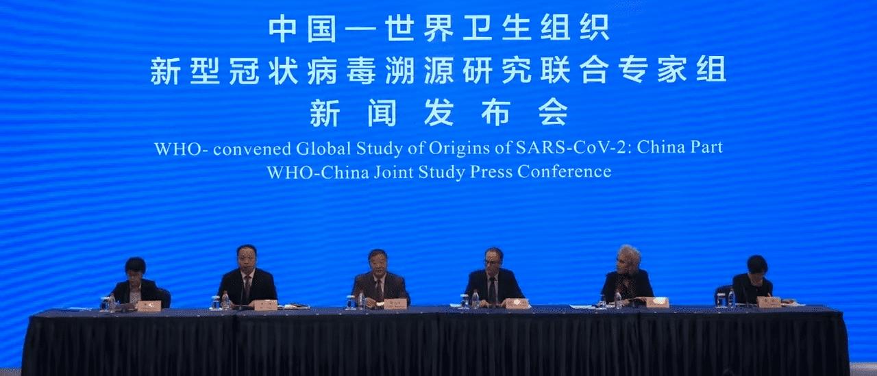 La OMS confirma que el coronavirus tuvo un origen animal, tras concluir su misión en China