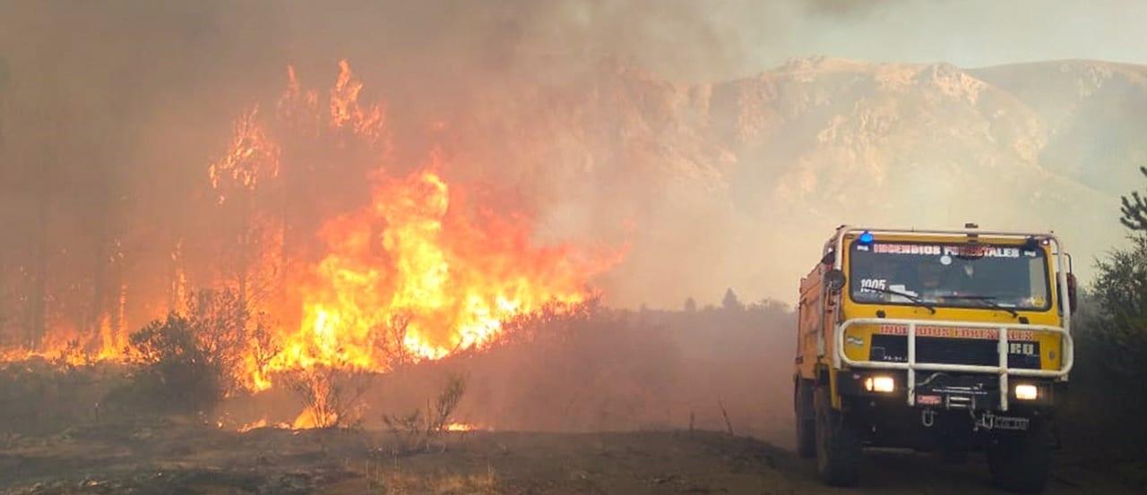 El presupuesto del área dedicada al combate de incendios forestales cayó 43% en 2021