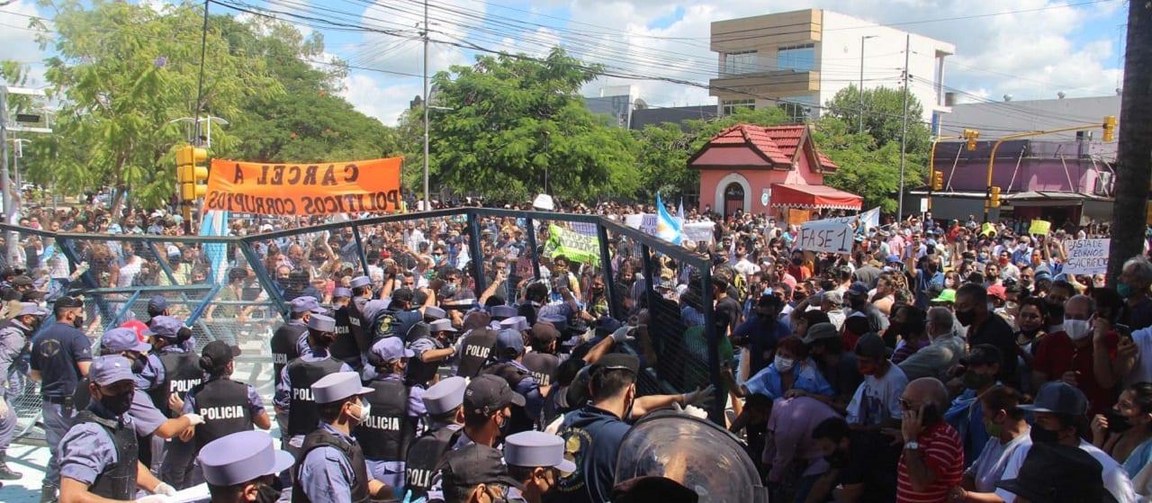 Represión en Formosa: qué pasó y qué dijeron desde el Gobierno y organismos de Derechos Humanos