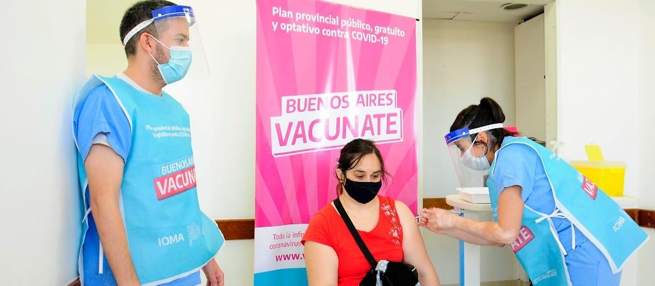 Cómo es el orden de vacunación para los docentes y los trabajadores de la educación en todo el país