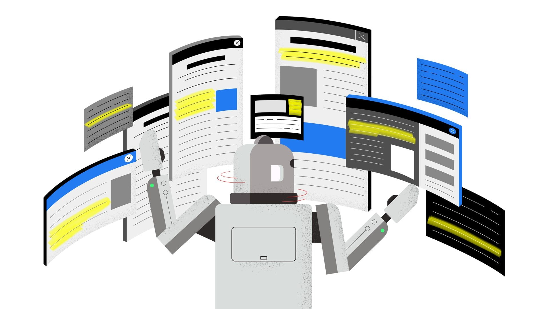 Inteligencia artificial para chequear más rápido y mejor