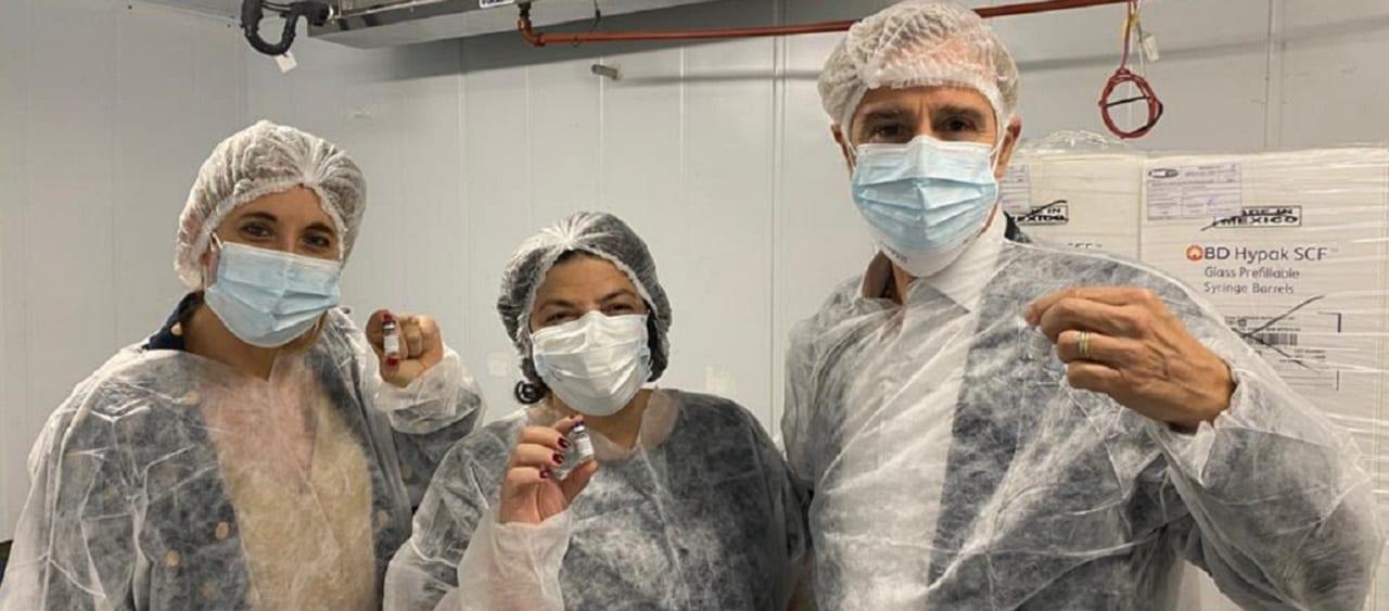 Cómo se logró que la vacuna Sputnik V se produzca en la Argentina y en qué consiste el proceso de elaboración