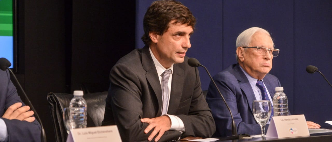 """Lacunza, sobre Cambiemos: """"Se crearon cerca de 1 millón de puestos de trabajo de punta a punta"""""""