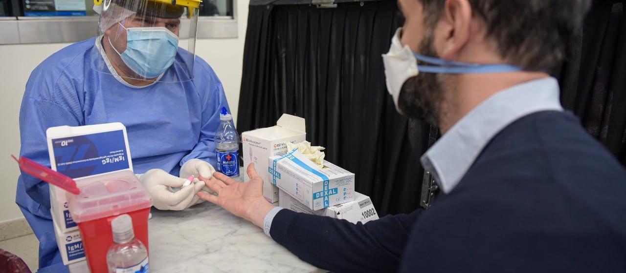 Qué son los test de anticuerpos y por qué no se recomiendan post vacunación