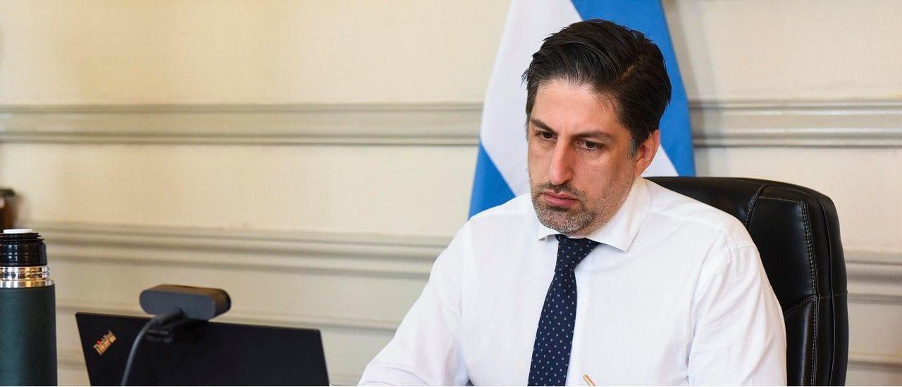 """Trotta, sobre los docentes y la prioridad en la vacunación: """"La Ciudad de Buenos Aires vacunó al 14%"""""""