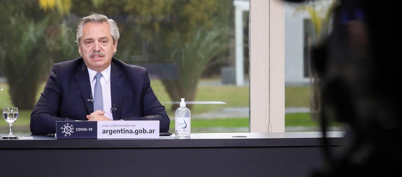 """Alberto Fernández, sobre la carne: """"[Entre 2015 y 2019] no aumentaron la cantidad de cabezas [de ganado]"""""""