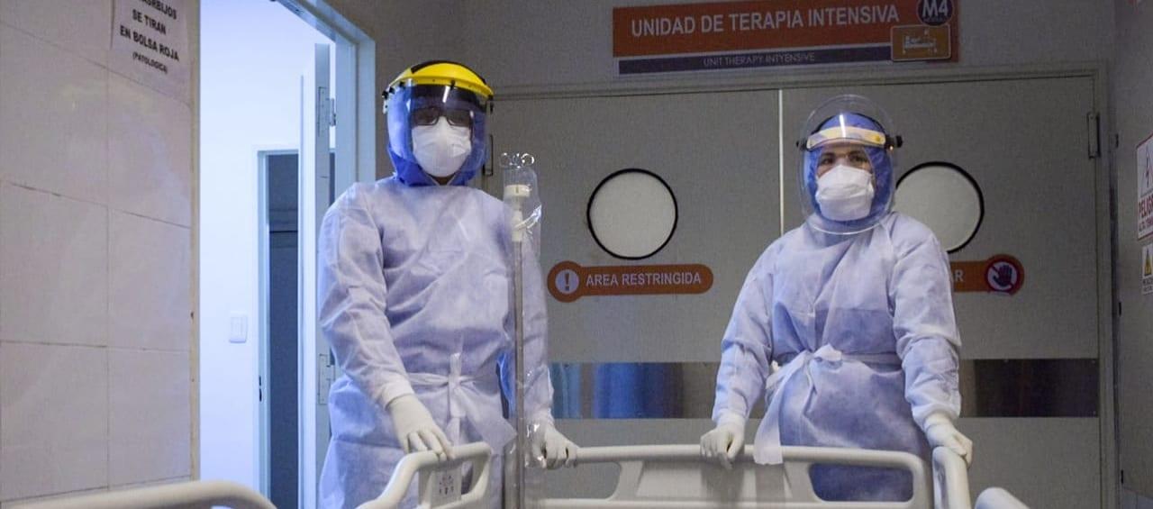 Coronavirus: cómo evoluciona la curva de fallecidos en la Argentina