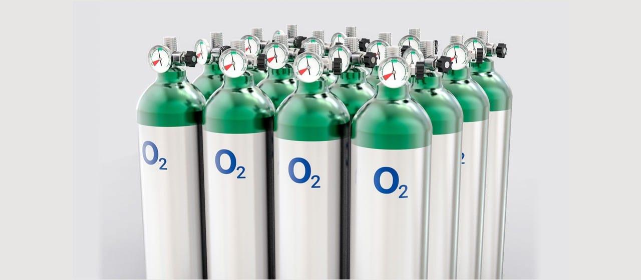 ¿Qué pasos deben darse para asegurar la provisión de oxígeno a pacientes con COVID-19?