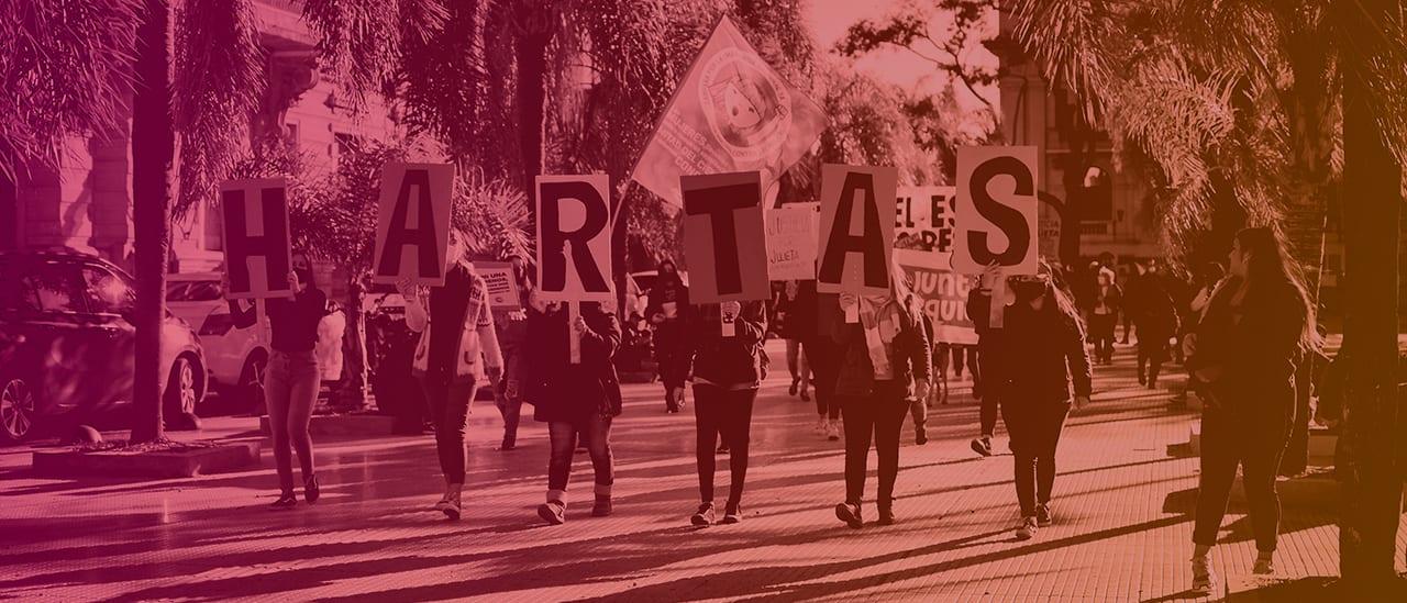 Violencia de género en Santa Fe: la urgencia dentro de la pandemia