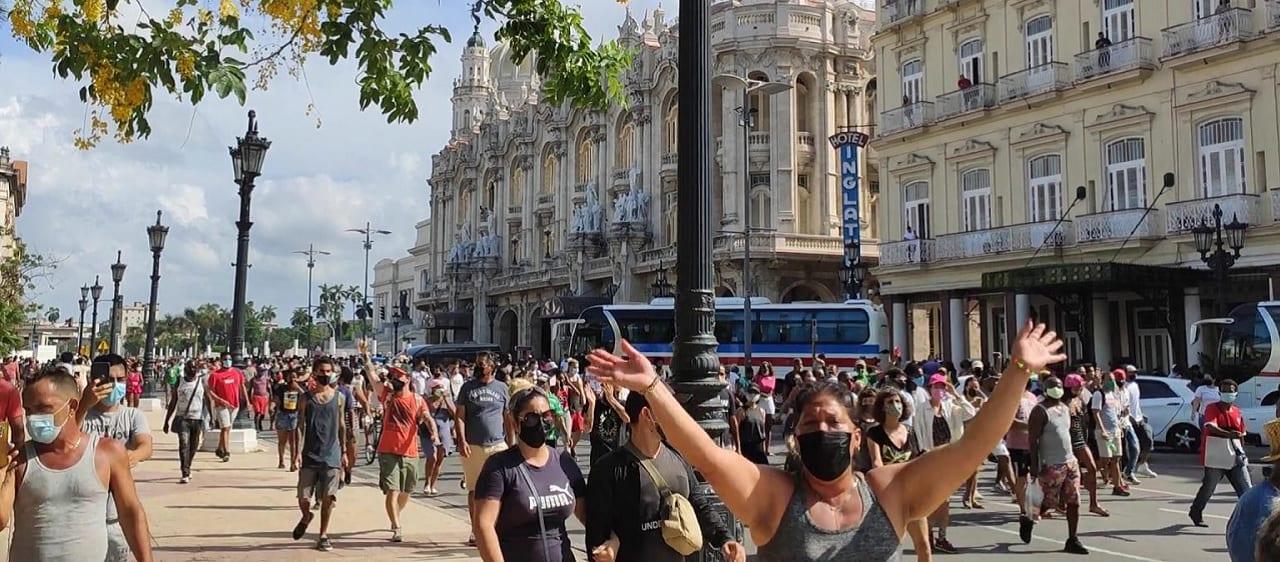 Qué datos hay detrás de las protestas en Cuba - Chequeado