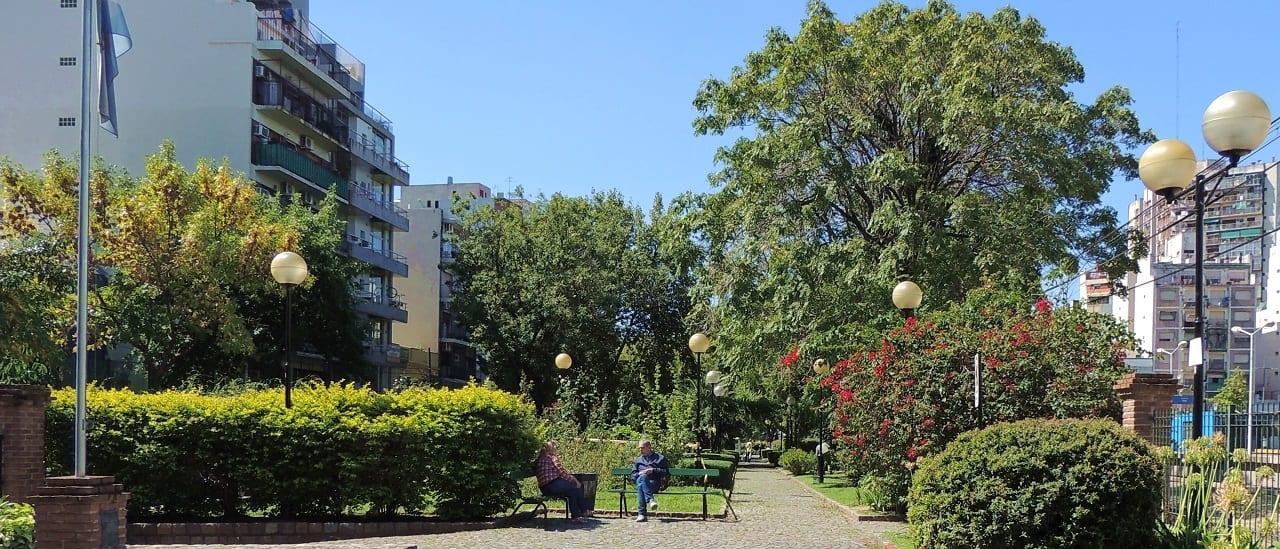 La OMS nunca recomendó cuántos espacios verdes debe tener una ciudad, cuánto importa la cantidad y calidad de estos en Buenos Aires