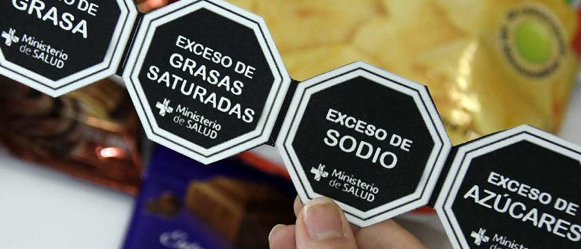 Qué pasó en otros países de América Latina donde ya rigen leyes de etiquetado frontal de alimentos