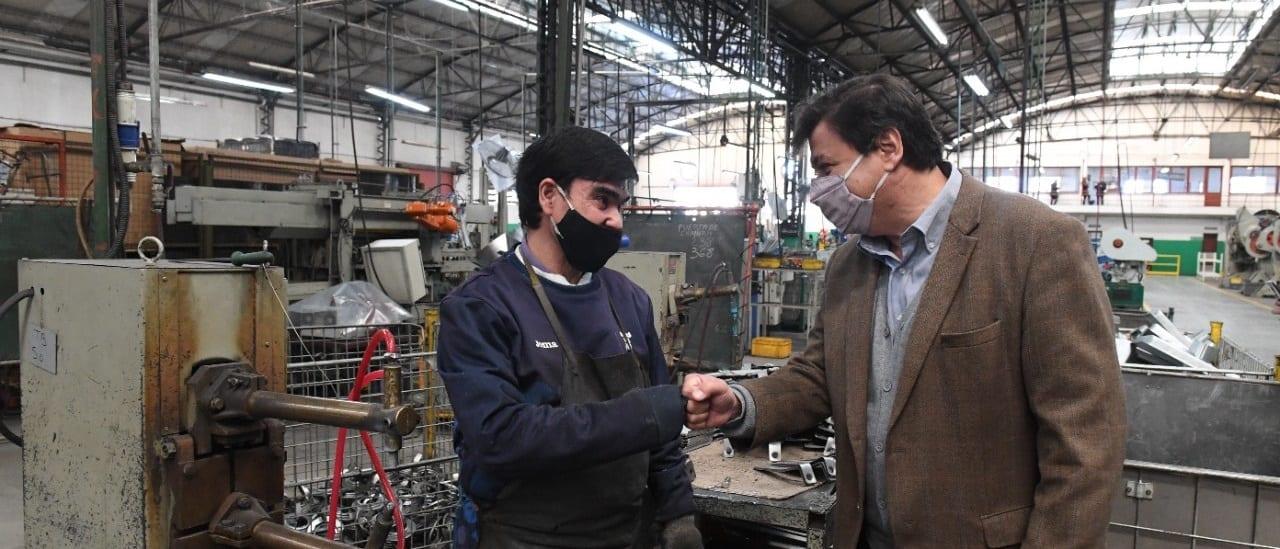 """Moroni: """"Durante el año de pandemia, la Argentina perdió menos empleo que en los 4 años del gobierno anterior"""""""