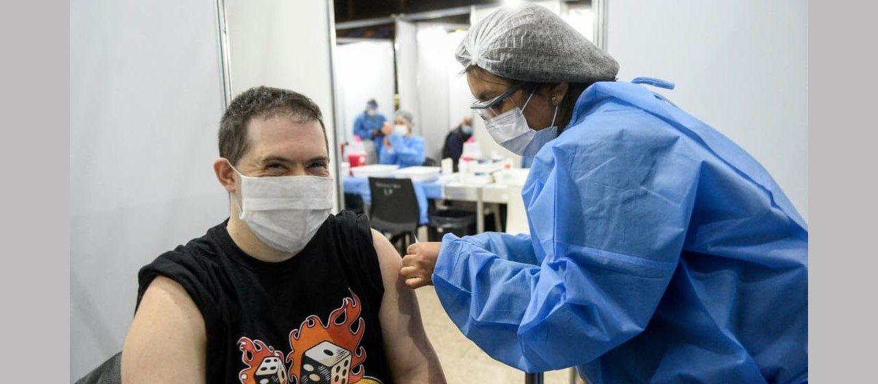 Cuáles son los departamentos del país que más y menos avanzaron en la vacunación contra el coronavirus